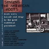 Singing The American Roots: Blues,... by Various Artists