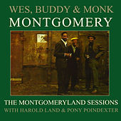 The Montgomeryland Sessions by Wes Montgomery