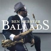 Ballads von Ben Webster
