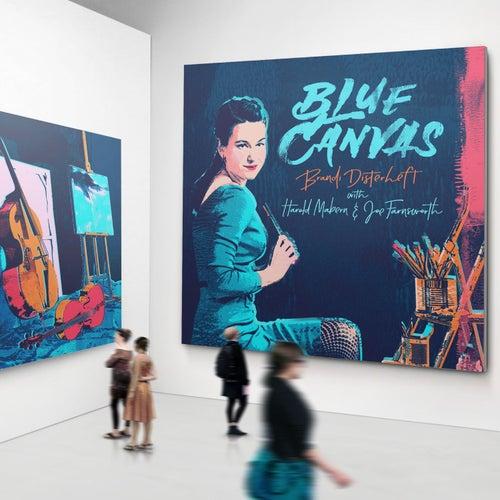 Blue Canvas by Brandi Disterheft