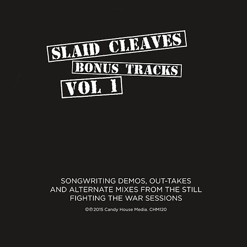 Bonus Tracks Vol. 1 von Slaid Cleaves