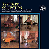 Keyboard Collection: Historic Instruments by Richard Burnett