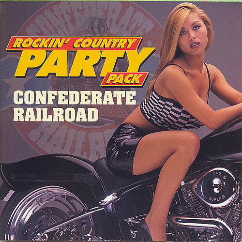 Rockin' Country Party Pack by Confederate Railroad