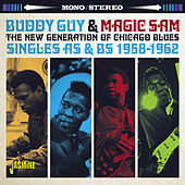 The New Generation of Chicago Blues von Various Artists