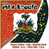 Best Mix Kreole by Various Artists