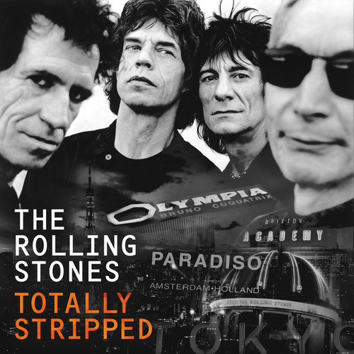 The Rolling Stones Totally Stripped von The Rolling Stones