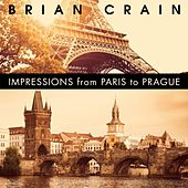 Impressions from Paris to Prague (Piano and Accordion Duet) von Brian Crain
