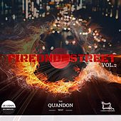 Fire on da Street Ukrap, Vol. 2 by Various Artists
