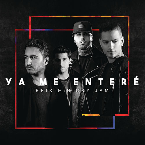 Ya Me Enteré (Urban Version) by Reik