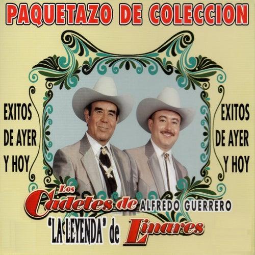 Paquetazo de Coleccion Exitos de Ayer y Hoy by Los Cadetes De Linares