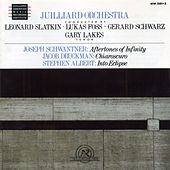 Juilliard Orchestra: Works by Schwanter, Druckman, Albert by Various Artists
