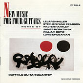 Buffalo Guitar Quartet: New Music for Four Guitars by Buffalo Guitar Quartet