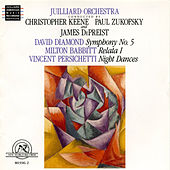 Babbitt/Diamond/Persichetti by Juilliard Orchestra