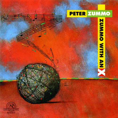 Peter Zummo: Zummo With An X by Various Artists