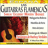 Las Guitarras Flamencas by Various Artists