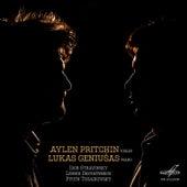 Pritchin & Geniušas: Stravinsky, Desyatnikov, Tchaikovsky by Lukas Geniušas