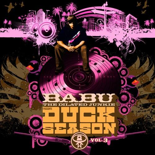 Duck Season, Vol. 3 by DJ Babu