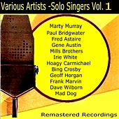 Solo Singers Vol. 1 by Various Artists