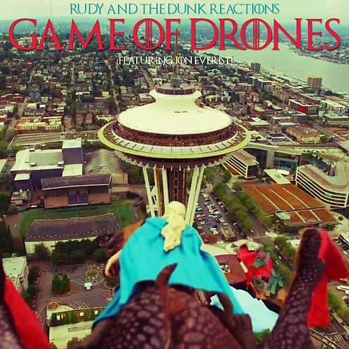 Game of Drones (feat. Jon Everist) by Rudy