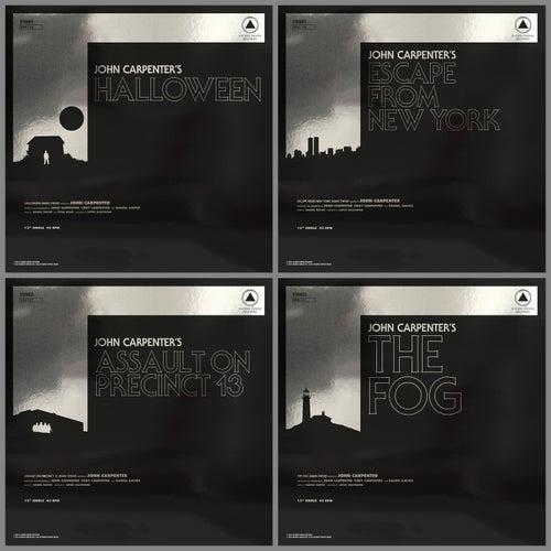 Classic Themes Redux by John Carpenter