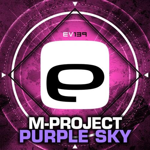 Purple Sky by A M Project