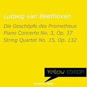 Yellow Edition - Beethoven: Piano Concerto No. 3, Op. 37 & String Quartet No. 15, Op. 132 by Various Artists