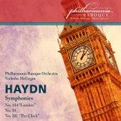 Haydn: Symphonies Nos. 88, 101