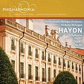 Haydn: Symphonies Nos. 57, 67 & 68 by Philharmonia Baroque Orchestra