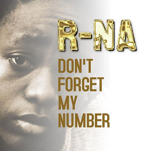 Don't Forget My Number by RNA