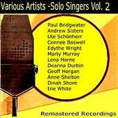 Solo Singers Vol. 2 by Various Artists