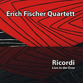 Ricordi: Live in Der Esse by Erich Fischer Quartett