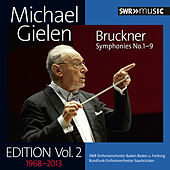 Michael Gielen Edition, Vol. 2: Bruckner's Symphonies Nos. 1-9 by Various Artists