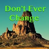 Don't Ever Change von Various Artists