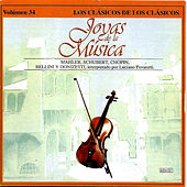 Joyas de la Música, Vol 34 by Various Artists
