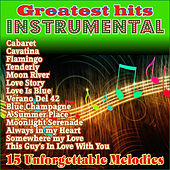15 Greatest Hits Instrumental by Various Artists