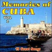 Memories of Cuba Vol. II by Various Artists