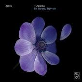 Zelenka: 6 Sonatas, ZWV 181 by Zefiro