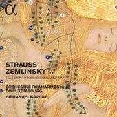 R. Strauss: Till Eulenspiegels lustige Streiche - Zemlinsky: Die Seejungfrau by Orchestre Philharmonique du Luxembourg