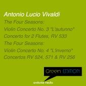 Green Edition - Vivaldi: Concertos RV 293, 297, 524, 533, 571 & RV 256 by Various Artists