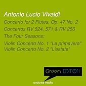 Green Edition - Vivaldi: Concerto for 2 Flutes, Op. 47 No. 2 & The Four Seasons