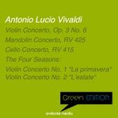 Green Edition - Vivaldi: Mandolin Concerto, RV 425 & The Four Seasons