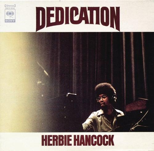 Dedication von Herbie Hancock