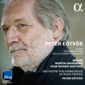 Peter Eötvös: Violin Concerto No. 2