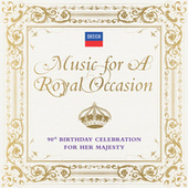 Music For A Royal Occasion von Various Artists