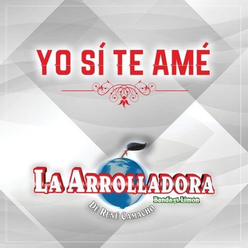 Yo Sí Te Amé by La Arrolladora Banda El Limon