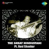 The Great Hindustani: Pt. Ravi Shankar by Ravi Shankar