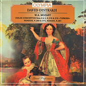 David Oistrakh plays Mozart by David Oistrakh