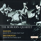 The Borodin String Quartet plays Haydn & Beethoven by Borodin String Quartet