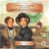 Richter plays Beethoven & Mozart by Sviatoslav Richter