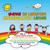 Meine 20 liebsten Kindergartenlieder, Vol. 2 - Zum Tanzen, Singen und Mitmachen von Various Artists